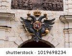 st. petersburg  russia  ... | Shutterstock . vector #1019698234