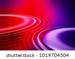 colorful ripple background | Shutterstock . vector #1019704504