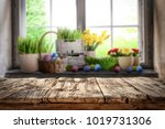 table background of free space... | Shutterstock . vector #1019731306