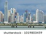 panama city  panama   november... | Shutterstock . vector #1019803459