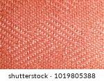 Red Handcraft Weave Texture...