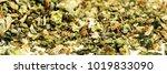 marijuana bud cannabis flower... | Shutterstock . vector #1019833090