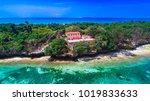 prison island. zanzibar ...   Shutterstock . vector #1019833633