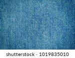 denim jeans texture. blue jeans ...   Shutterstock . vector #1019835010