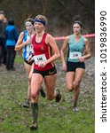 Small photo of Zoe Chandler, Birmingham University competing in the women's race at the BUCS (British Universities & Colleges Sport) Cross Country Championships, London, UK - 3 Feb 2018