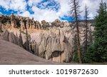 wheeler geologic area | Shutterstock . vector #1019872630