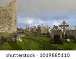 Irish Cemetery By Abandoned...