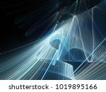 abstract blue and black... | Shutterstock . vector #1019895166