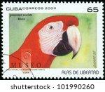 Cuba   Circa 2009  A Stamp...