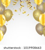 balloons  vector illustration.... | Shutterstock .eps vector #1019908663