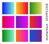gradient abstract background... | Shutterstock .eps vector #1019911318