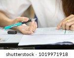 soft focus.high school or... | Shutterstock . vector #1019971918