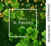 Card On St. Patrick\'s Day. 3d...