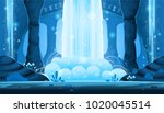 background for games and... | Shutterstock .eps vector #1020045514