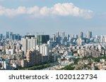 foshan city scenery | Shutterstock . vector #1020122734