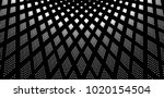 abstract black diagonal striped ... | Shutterstock .eps vector #1020154504