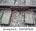 Small photo of pin railway , seize a steel rail