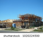 beginning stages of... | Shutterstock . vector #1020224500