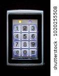 Small photo of Door Access Code Lock