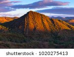 flinders ranges  south australia | Shutterstock . vector #1020275413