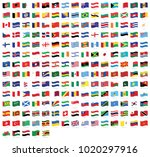All National Waving Flags From...