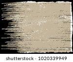 grunge texture background... | Shutterstock .eps vector #1020339949