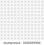seamless ornamental vector... | Shutterstock .eps vector #1020359500