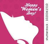 greeting card for international ...   Shutterstock .eps vector #1020361510