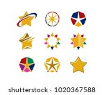is a symbol associated with... | Shutterstock . vector #1020367588