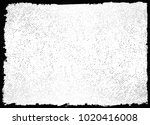 grunge black and white... | Shutterstock .eps vector #1020416008