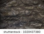 texture  wall of stone.   Shutterstock . vector #1020437380