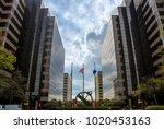drug enforcement administration ... | Shutterstock . vector #1020453163
