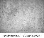 white wall texture  cement... | Shutterstock . vector #1020463924
