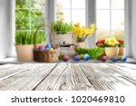 table background of free space... | Shutterstock . vector #1020469810
