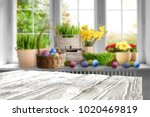 table background of free space... | Shutterstock . vector #1020469819