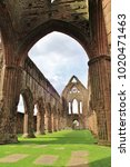 sweetheart abbey   dumfries and ... | Shutterstock . vector #1020471463