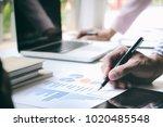 business concept. business...   Shutterstock . vector #1020485548