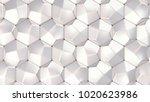 gold metal background texture.... | Shutterstock . vector #1020623986