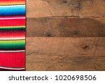 cinco de mayo background image... | Shutterstock . vector #1020698506