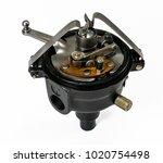 antique automotive ignition... | Shutterstock . vector #1020754498