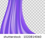 abstract ultar violet... | Shutterstock .eps vector #1020814060