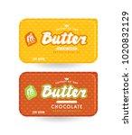 stock vector packaging design... | Shutterstock .eps vector #1020832129