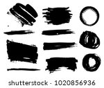 hand drawn scribble symbols... | Shutterstock .eps vector #1020856936