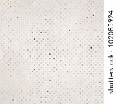 vintage polka dot texture. and... | Shutterstock .eps vector #102085924