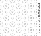 seamless vector pattern in... | Shutterstock .eps vector #1020866944