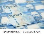 Chilean Peso Bills   Background