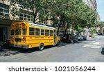 new york city  usa   june 21 ... | Shutterstock . vector #1021056244