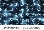 lights flashing spotlight wall... | Shutterstock . vector #1021079803