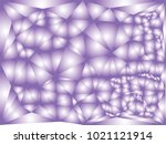 abstract violet background with ... | Shutterstock .eps vector #1021121914