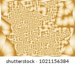 abstract background with... | Shutterstock .eps vector #1021156384